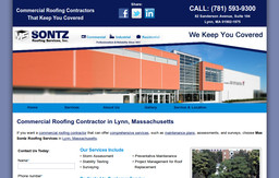 Sontz Max Roofing Services Inc