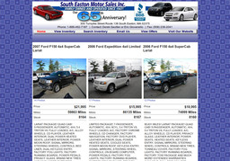 South Easton Motor Sales Inc