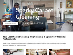 Sparky Carpet Cleaning In Baton Rouge La 225 963 6731 Carpet