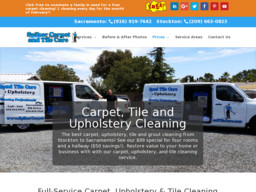 Spiker Carpet and Tile Care
