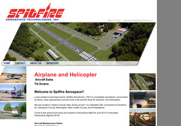 Spitfire Aerospace Technologies Inc