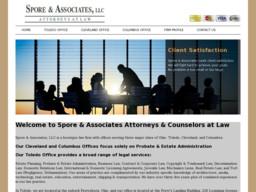 Spore & Associates, LLC