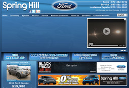 Spring Hill Ford Inc