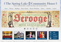 Spring Lake Community House Theater