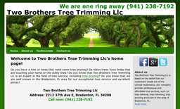 Two Brothers Tree Trimming LLC