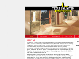 Texas Unlimited Cleaning