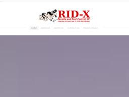 RID-X Termite & Pest Control, INC.