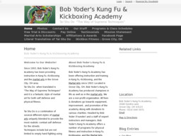 Bob Yoder's Kung Fu Academy
