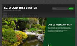 T.C. Wood Tree Service