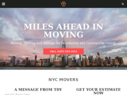 Tdy Moving And Storage On Ditmas Ave In Brooklyn Ny 347