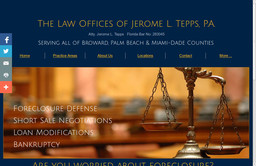 The Law Offices of Jerome L. Tepp, P.A.