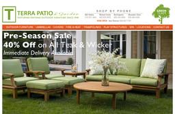 Terra Patio & Garden
