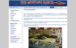 Mustang Ranch of Fresno