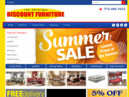 The Original Discount Furniture