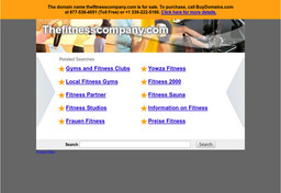 The Fitness Co