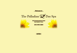Palladian Day Spa The