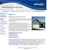 Thumb Raynor Garage Doors