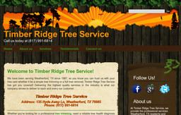 Timber Ridge Tree Service