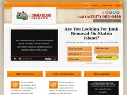 EZ Staten Island Junk Removal