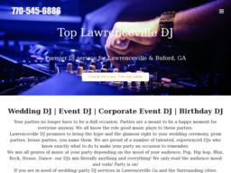 Top Lawrenceville DJ