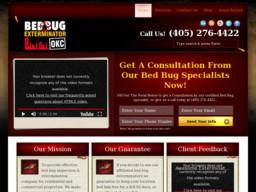 Bed Bug Exterminator OKC