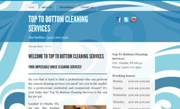 Top To Bottom Cleaning Services