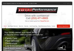 Total Performance Inc.