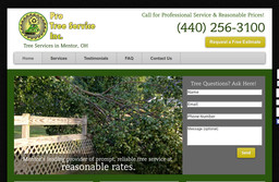 Pro Tree Service, Inc
