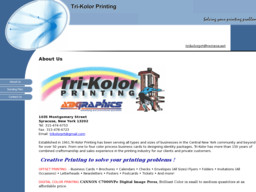 Tri - Kolor Printing