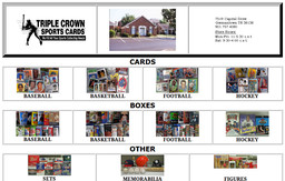 Triple Crown Sports Cards