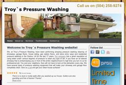 Troy S Pressure Washing On Willowbrook Dr In Gretna La