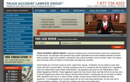 Truck Accident Lawyer Group - Brad Pistotnik