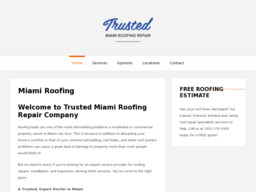 Trusted Miami Roofing Repair