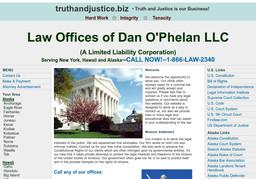 Attorney Dan O'Phelan