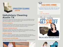 Upholstery Cleaners Austin On 5th St In Austin Tx 512