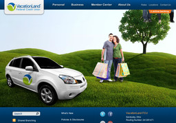 Vacationland Federal Credit Union On Perkins Ave In Sandusky Oh