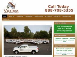 Vertex Pest Solutions