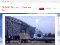 Vidalia Dispatch Services In