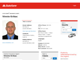 Vinnie Krikac State Farm Insurance
