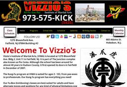 Vizzio's Ringside Fitness