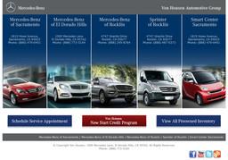 Mercedes - Benz Von Housen Motors