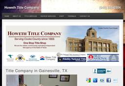 Howeth Title Company