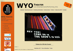 Wyo Theater Inc