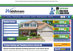 Waldman Plumbing & Heating