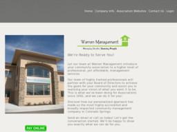 The Warren Management Group Inc