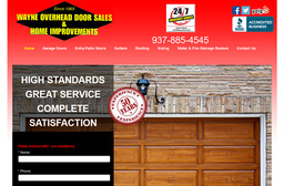 Genial Wayne Overhead Door Sales U0026 Home Improvements