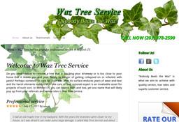 Waz Tree Service