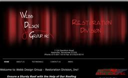 Webb Design Group Restoration Division Inc On Davidson