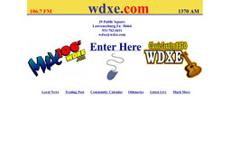WDXE Am - Fm Radio Station