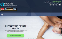 Rockville Chiropractors, The Spinal Correction and Wellness Center